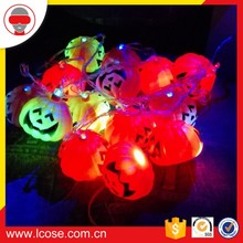Strange lights for Halloween Decoration color changing LED pumpkin light