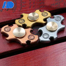 Best Price Fashion Lion Head Fidget Spinner Toys High Quality Unique Alloy Metal 608 Bearing Hand Spinner