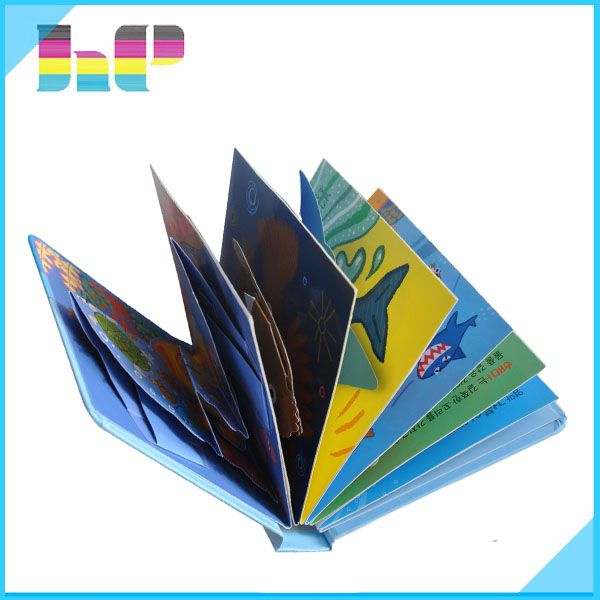 children book hardcover book with DVD/CD/VCD book printing service