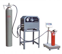 Co2 Fire Extinguisher Filling Machine