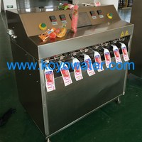 Hand Operated Manual Plastic Tube Filling