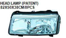 FOR V.W PASSAT B4 93-96 Auto Car head lamp head light
