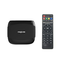 Magicsee Factory Cheapest 4K Android 7.1 TV Box Magicsee N4 Amlogic S905X Internet Smart tv Box Magicsee N4