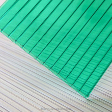 makrolon 8mm twin wall colored polycarbonate pc hollow sheet price