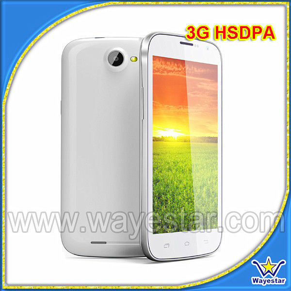 3G quad core 5'' IPS touch android 4.2 smartphone support T-mobile Internet 1900MHz MTK6589 USA market hot sell