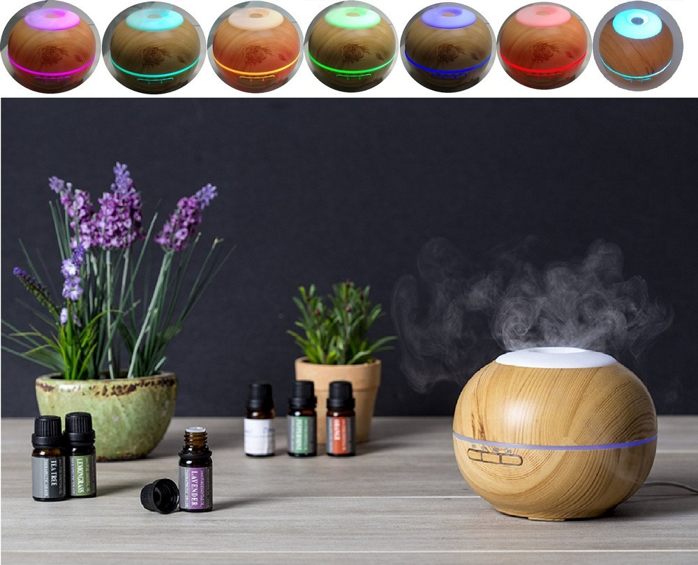 wholesale air diffusers / essential oil diffuser wood /air home humidifier