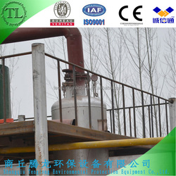 Patent Plastic bottle recycling machine with CE/ISO9001