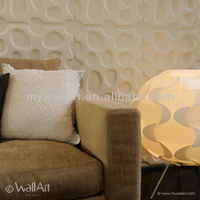 3D Wall-Covering And 3D Wallpaper