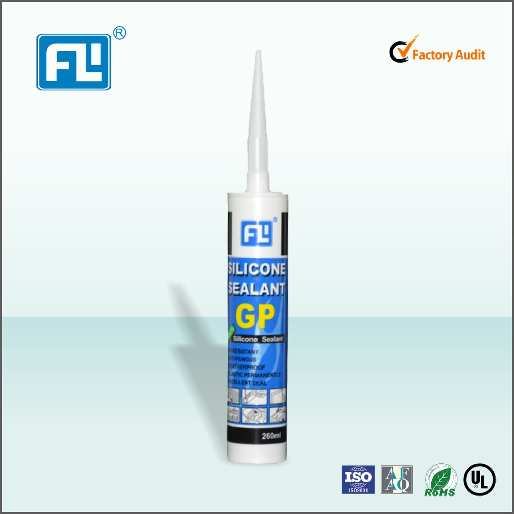 building silicone sealant 100% weatherproof, netural cure,factory supply