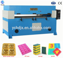 Automatic sponge/Fabric/Leather/EVA/Nonwoven Sheet die Cutting Machine