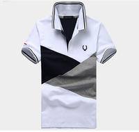 2013 fashion style cheap polo shirt,polo for men with high quality