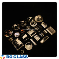 all kinds of borosilicate glass lens for LED lighting