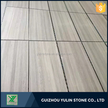 New design best sell white marble floor tile