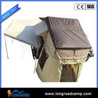Car retractable auto roof top tent