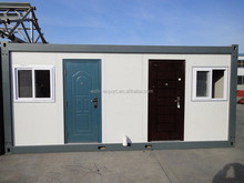 China supplier container prefab office container house hotel