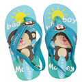 children summer beach eva sole elastric upper sandals