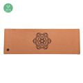 High quality OEM yoga mat private label cork yoga mat with customized design
