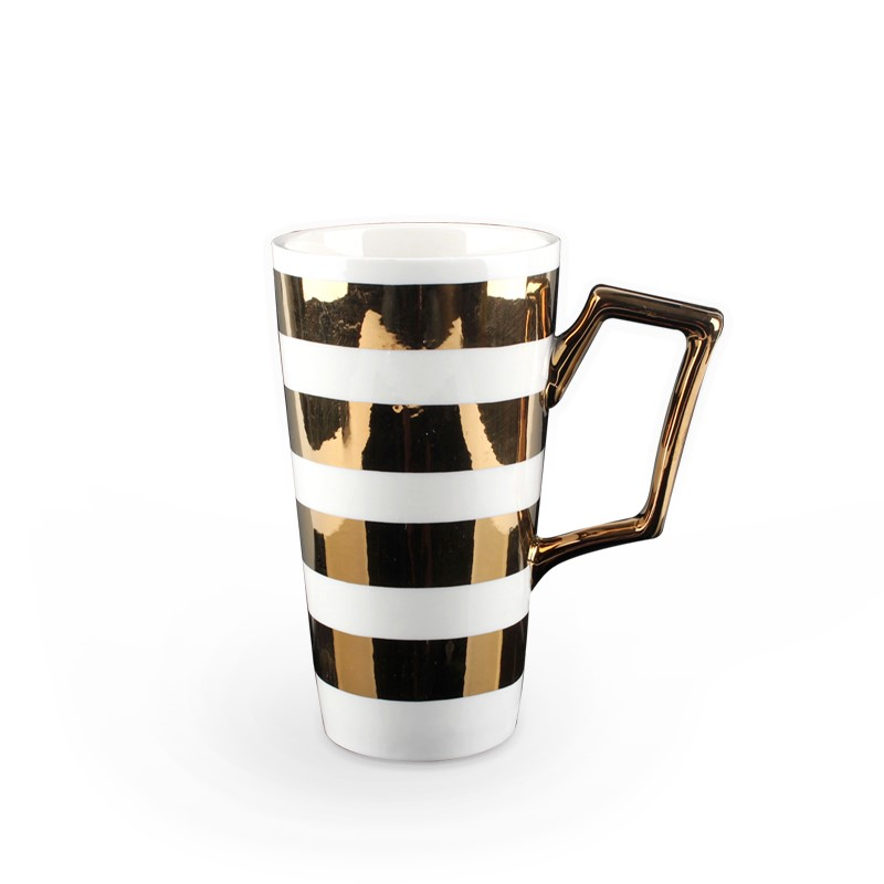 Fashion Elegant Lovely Mug for Coffee Tea Time water Cups