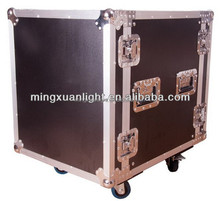 Professional molded foam insert tool box flight case parts
