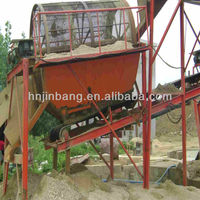Mining Trommel for Indonesia Coal Mine Owner