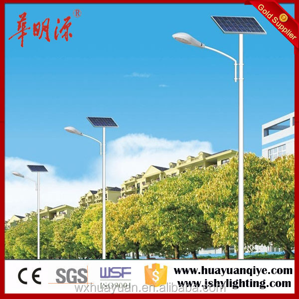 Park, square, highway, courtyard application solar light pole