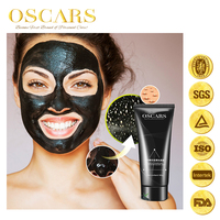 Gold Supplier Deep Cleansing Black Mask Purifying Peel-off Mask Remover Blackhead Facial Nose Mask For Beauty Wholesale