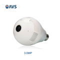 IPC 360 APP 1080P 3.0MP Bulb DVR Security CCTV Camera