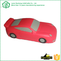 Cheap New car shape stress toy