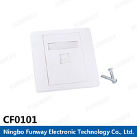 Competitive China Supplier 86*86mm mount box