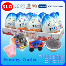 XL big surprise new design chocolate jelly toy egg