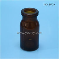 10ml pharmaceutical glass moulded vial