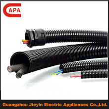 Cable Protection Plastic PA Tube/Fire Resistant Cable Protection Plastic PA Conduit /Pipe