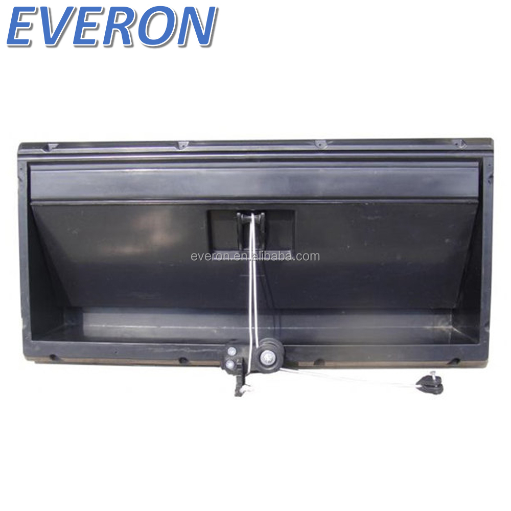 EOF(c)-3 good quality and long span chicken farm poultry ventilation system air inlet for sale