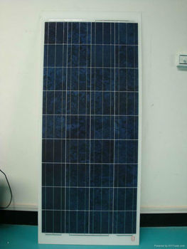 A-grade& high efficiency 150W poly solar panel solar panel price in india is lowest with TUV CE certificate