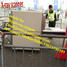 x-ray baggage scanner/x-ray equipment/airport x-ray machines