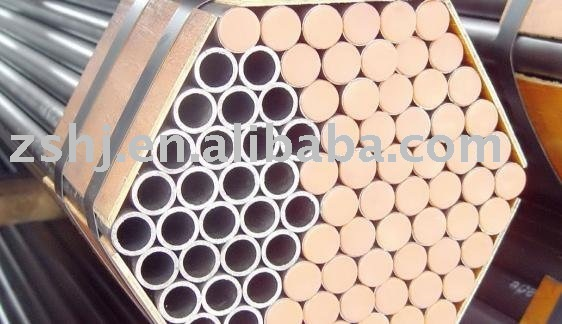 Seamless steel tube ASTM A192/A192M-02 stainless steel pipe fitting