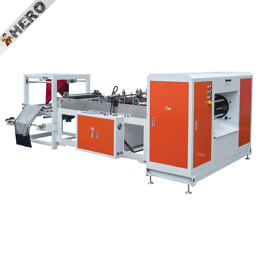 HERO BRAND Grocery Making Paper Guangzhou Nonwoven Gunny Sewing Gusset Green Tea Bag Packing Machine