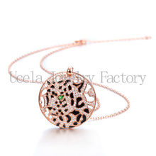 Hotsale popular brand necklace wholesale sterling silver 925