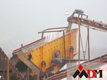 Best quality dewatering vibration screen machine for sale