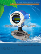 electromagnetic flowmeter waste water flowmeter single phase electric meter