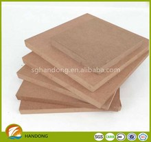 E2 E1 E0 glue fireproof plain mdf with best quality and low price