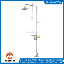 manufacture high quality emergency shower and eyewash station