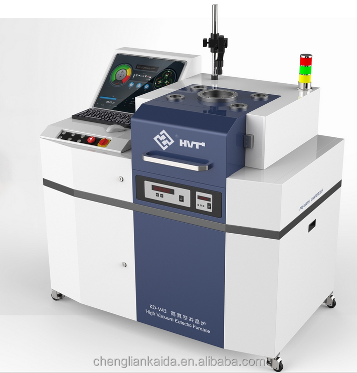 Process gas can choose vacuum welding equipment cnc laser soldering machine