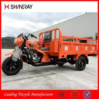 Made in China OEM Shineray Manufacturer 250Cc Motorized Big Three Wheel Tricycle