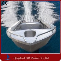The nice aluminum military patrol boat for sale