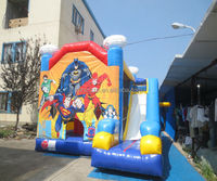 2014 inflatable combo,china inflatable bouncy castle