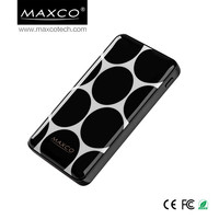 MAXCO best mobile usb power bank 10000mah samsung, power pack