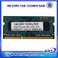 Made in China alibab ETT chips 1gb ram ddr1/ddr2/ddr3