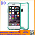 Shockproof Armor Hard Transparent Case For Iphone Plus,Transparent Mobile Phone Case Back Cover For Iphone 6 Plus