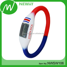 2016 Country Flag Cheap Gift Promotional Watch